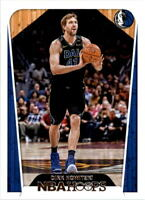 2018-19 NBA Hoops Basketball #285 Dirk Nowitzki Dallas Mavericks