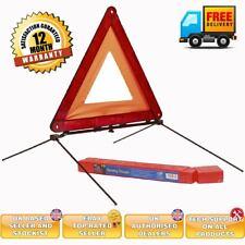 Emergency Breakdown Warning Triangle European Road Hazard Safety