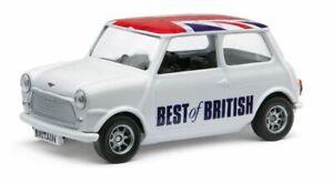 Modellino auto scala 1:36 CORGI BEST OF BRITISH CLASSIC MINI diecast modellismo