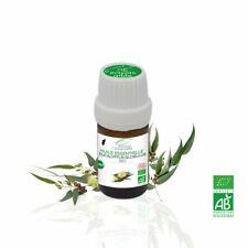 Huile Essentielle BIO Eucalyptus Globulus 5ml. ABLabel, Ecocert Bio 100 % Pure.