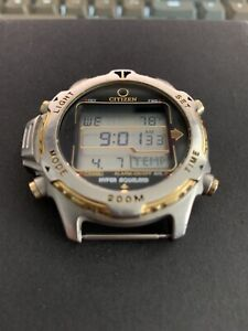 Citizen Hyper Aqualand D208 200M Dive Watch