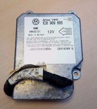 1C0909605 Original Skoda Superb 2.0 TDI Airbag Steuergerät