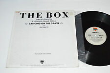 "THE BOX Dancing On The Grave / Live on TV 12"" Maxi Single 45rpm Alert MBD-004 VG"