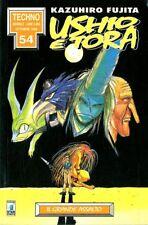 manga STAR COMICS USHIO E TORA numero 22