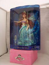 "NIB Disney Broadway ""Little Mermaid"" Original 1st Issued Ariel Barbie NIB!!!"