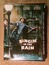 Singin' in the Rain Dvd new/sealed snapcase Gene Kelly Debbie Reynolds singing