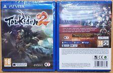 Toukiden 2 PlayStation PS Vita NEW & SEALED +FREE Express