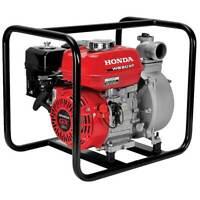 Honda WB20XT3A 2-Inch 164-Gpm 4-Cycle Recoil Start Water Pump