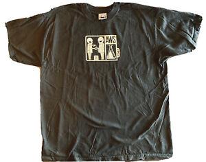 AWS Exp Vintage Alien Workshop shirt