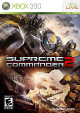 Supreme Commander 2 Xbox 360 New Xbox 360