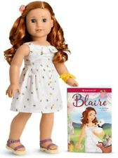 American Girl Doll Blaire Wilson Doll and Book, Brand New In Box!