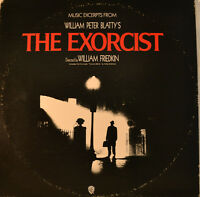 "East - Soundtrack - the Exorcist - William Peter Blattys 12 "" LP (L804)"