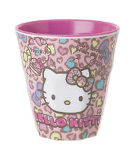 NEW AUTHENIC SANRIO HELLO KITTY BPA FREE WATER CUP leopard