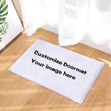 New Personalized Customize Image Bedroom Door Floor Rug Mat Doormat indoor