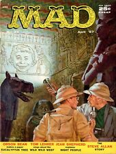 Mad   #32    April 1957   VF-
