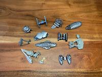 Star Wars Micro Machines Action Fleet Mini Figures Lot