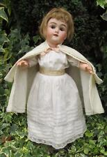 "Beautiful Antique Max Handwerck Bisque Head Doll 19"" Germany"