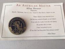Allan Houser An American Master Pin