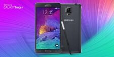 Samsung Galaxy Note 4 SM-N910W8 - 32GB - Black Unlocked 9/10 Burn Image