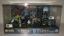 LEGO Store Display 9466 9467 Monster Fighters Halloween GHOST TRAIN RETIRED RARE
