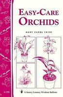 Easy-Care Orchids: Storey's Country Wisdom Bulletin A-250 (Storey Country Wisdom