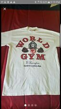 Vintage World Gym Tshirt