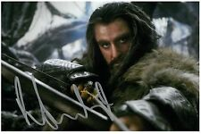 Richard Armitage Signed 6x4 Photo The Hobbit Thorin Autograph Memorabilia + COA