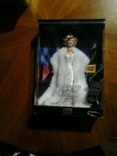 BARBIE MOVIE STAR HOLLYWOOD-PREMIERE-COLLECTOR CLUB PUPPE MONROE/DEAN