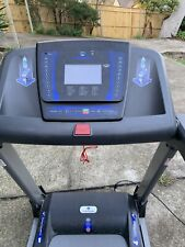 and Running machine as new, used a couple of times. Original price 2000 elect