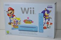 Nintendo Wii Console - Mario & Sonic Olympic Games Limited Edition Pack - CIB