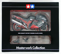 Tamiya 21085 Kawasaki ZX-14 Flat Black 1/12 Finished Model Masterwork Collection