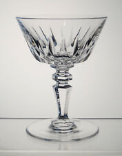 "BALMORAL VAL ST LAMBERT, BIRKS CRYSTAL champagne/sherbet 4 5/8"""