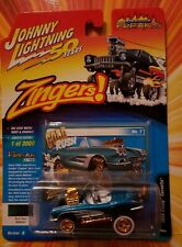1958 Chevrolet Corvette  Türkis **RR** Johnny Lightning ZINGERS 1:64 *SALE*