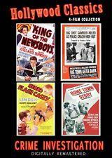 Crime Investigation  - Four Films Collection
