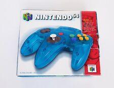Ice Blue Controller Boxed - Nintendo 64 N64 AUS PAL