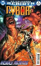Cyborg #9 DC Comics 2017 (DCU Rebirth)