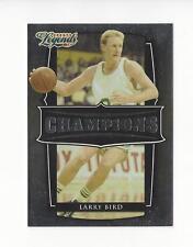 2008 Donruss Sports Legends Champions #7 Larry Bird Celtics /1000