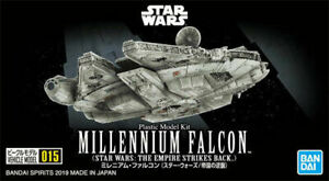 Bandai Hobby Star Wars Millennium Falcon 015 1/350 Model Kit Empire Strikes Back