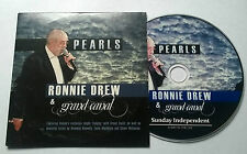 RONNIE DREW * PEARLS * RARE 12 TRACK CD IRISH PROMO THE DUBLINERS SHANE MacGOWAN