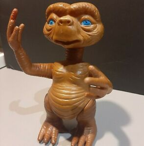"""Rare 1980s E.T The Extraterrestrial 6"""" Figure Taiwan Vintage Detailed"""