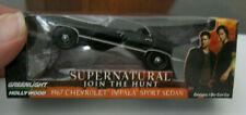 """GREENLIGHT HOLLYWOOD """"Supernatural""""  1967 Chevrolet Impala Sport Sedan NEW 1:64"""