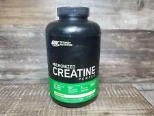 ON Optimum Nutrition Micronized Creatine Powder Unflavored, 1.32 lb (600 g)