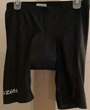 Zefal Men's Bike Cycling Padded Compression Shorts Mountain Bike L-Xl Black