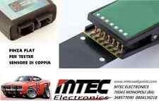 Pinza Flat CAVO Sensori di coppia Flat Fiat Opel - TESTER MTEC Crimpato