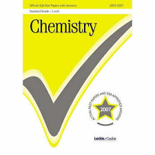 Chemistry Credit 2007/2008 SQA Past Papers, SQA, Very Good Book