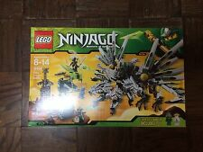 NEW LEGO Ninjago 9450 Epic Dragon Battle-NISB-HTF