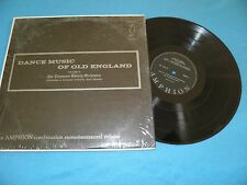 Dance Music Of Old England - The Telemann Society Orchestra - Richard Schulze EX