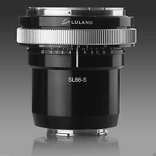 for Rolleiflex/Rollei SL66 Lens to Sony NEX E Mount Camera Adapter Luland SL66-S