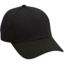 New! A-FLEX Flexfit Baseball Cap Fitted Air Mesh Flex Fit Plain Blank Hat L/XL
