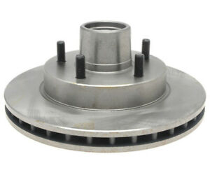 Disc Brake Rotor and Hub Assembly-R-Line Front Raybestos 5064R